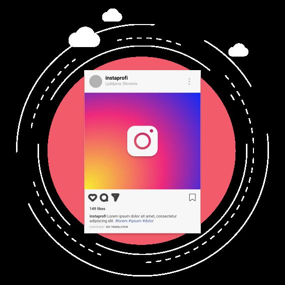 Kaj vse zajema upravljanje Instagram profila?