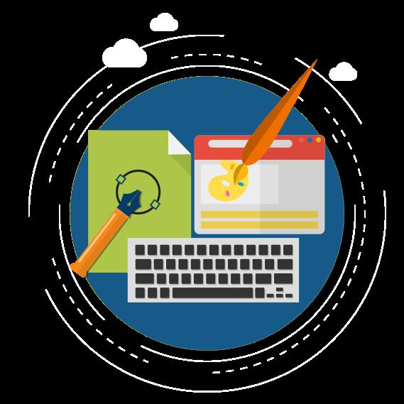 Oblikovanje spletnih strani in trgovin