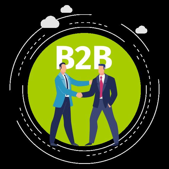 Rešitve za veleprodajo (B2B)