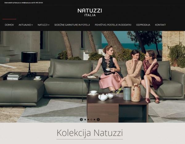 Natuzzi Slovenija in Hrvaška
