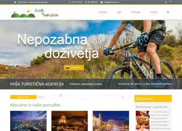 Turistična agencija Gorturizem