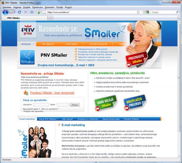 PNV SMailer