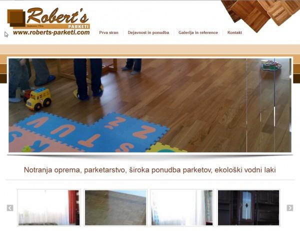 Parketarstvo Roberts