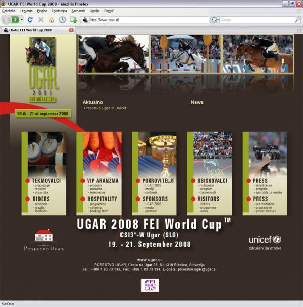 Ugar FEI World Cup