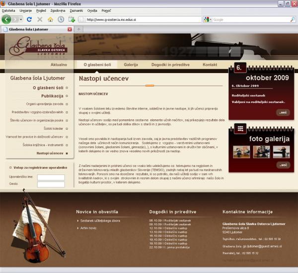 Glasbena šola Ljutomer