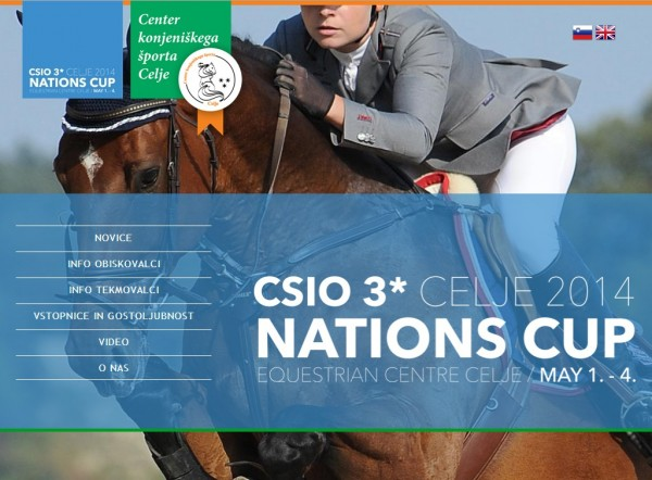 CSIO 3* Nations Cup 2014