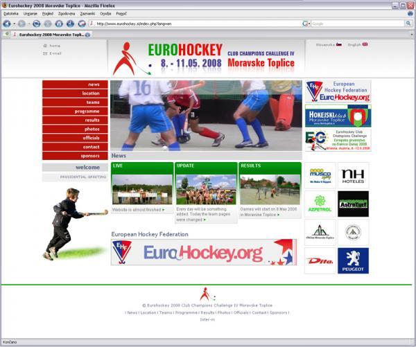 Eurohockey Champions Challenge