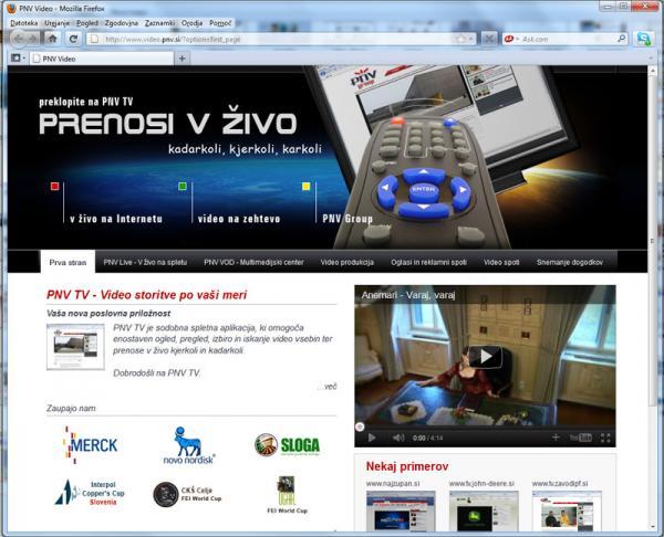 PNV Video