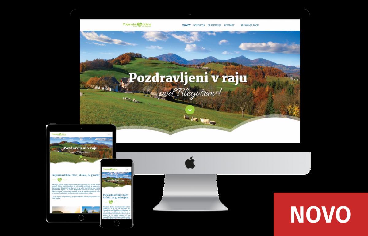 Poljanska dolina